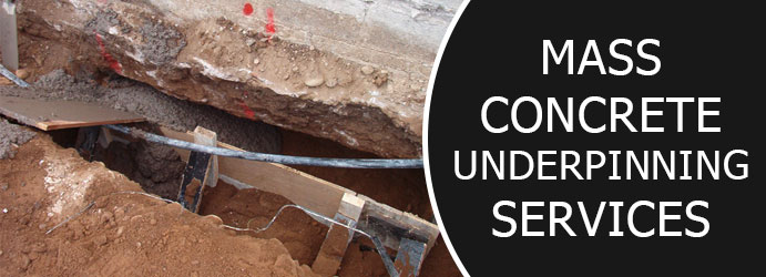 Mass Concrete Underpinning Melbourne