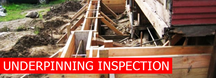 Underpinning Inspections Melbourne